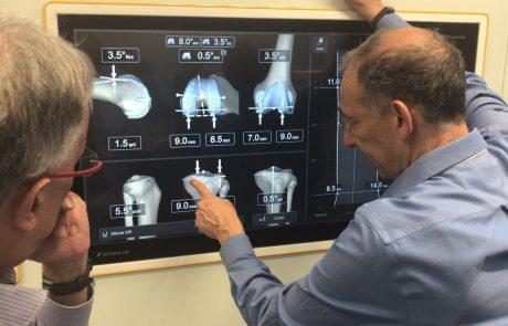 ניתוח החלפת מפרק ברך בגישה הקינמטית